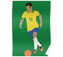 Neymar Jr. Poster