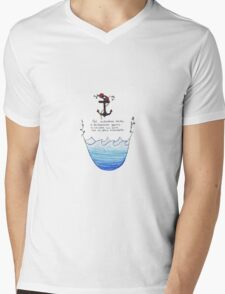 Ad inchiodare stelle... Mens V-Neck T-Shirt