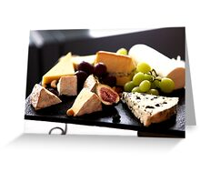 Cheese Feast 2 Greeting Card