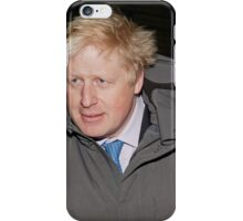 Bois Johnson At Millwall Football Club iPhone Case/Skin