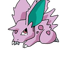 Male Nidoran by BelovedxCisque