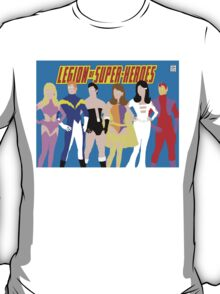 Legion of Super-Heroes Minimal 1 T-Shirt
