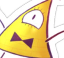 Evil Dorito Sticker