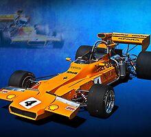 Matich A50 Formula 5000 by Stuart Row