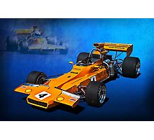 Matich A50 Formula 5000 Photographic Print