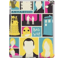 Doctor Who - The Ninth Doctor iPad Case/Skin