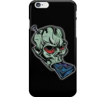 Skull & Cassette iPhone Case/Skin