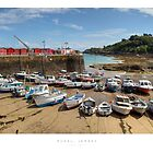Rozel, Jersey by Andrew Roland