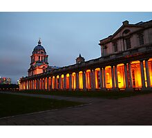 Naval College Photographic Print