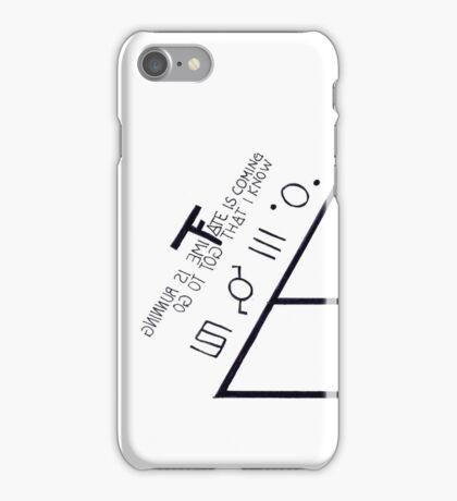 Do or die iPhone Case/Skin