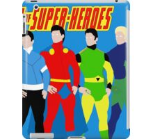 Legion of Super-Heroes Minimal 3 iPad Case/Skin