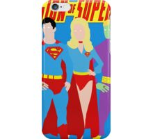 Legion of Super-Heroes Minimal 2 iPhone Case/Skin