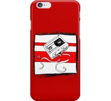 Tape AB iPhone Case/Skin