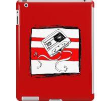 Tape AB iPad Case/Skin