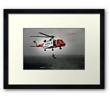 come and get me Framed Print
