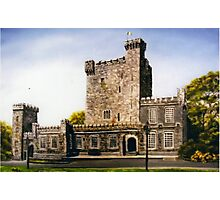 Knappogue Castle, county Clare, Ireland Photographic Print