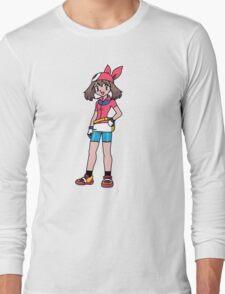 May the Pokemon Coordinator Long Sleeve T-Shirt