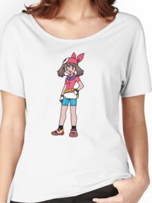 May the Pokemon Coordinator Women's Relaxed Fit T-Shirt