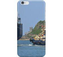 BRITISH LOYALTY CARGO SHIP iPhone Case/Skin