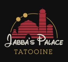 Jabba's Palace (dark version) Kids Clothes