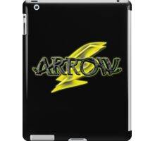 Arrow and Flash cross-over Tv Series  iPad Case/Skin
