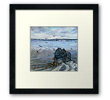 """Lahinch Beach, County Clare, Ireland"" Framed Print"