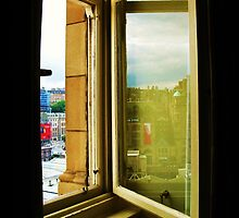 Edinburgh Through The Looking Glass?  ~ For Oxley by artwhiz47