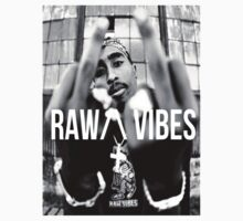 "2Pac ""Raw Vibes"" T-Shirt"