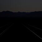 Ivanpah Valley Moonlight by Chris Clarke
