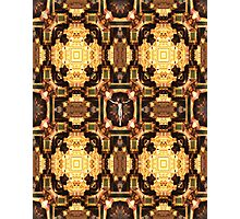 Christian Tapestry Photographic Print