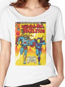 Dynamic Duo Women's Relaxed Fit T-Shirt