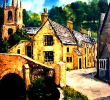 COTSWOLD, England,  by laura57