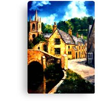 COTSWOLD, England,  Canvas Print