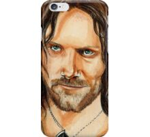 ARAGORN LORD OF THE RINGS iPhone Case/Skin