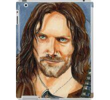 ARAGORN LORD OF THE RINGS iPad Case/Skin