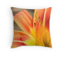 Lily of my Day Throw Pillow