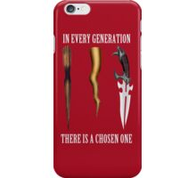 Buffy - In Every Generation... iPhone Case/Skin