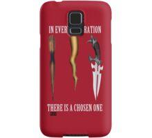Buffy - In Every Generation... Samsung Galaxy Case/Skin