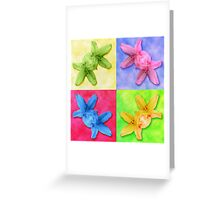 Lily Crabs Greeting Card