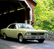 66 Chevy Malibu by Benjamin Young