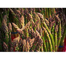 Green Veggies Photographic Print