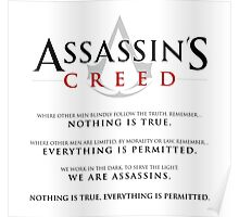 The Assassin's Oath Poster