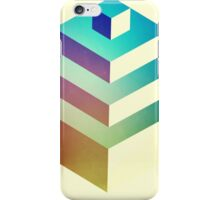 HEX STEPS iPhone Case/Skin