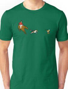 die brush!!! Unisex T-Shirt