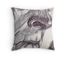 What Eye Have Seen Throw Pillow