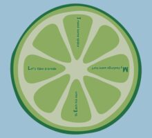 LIME Phrases T-Shirt