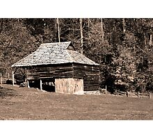 Will Messer Barn II Photographic Print