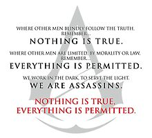 Assassin's Creed Unity and Assassin's Oath by DCornel