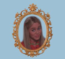 "Marcia Brady ""Sure, Jan"" by hausofpancakes"