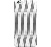 """Soft Grey """"Bossa Nova"""" Pattern (4 of 5, please see notes) iPhone Case/Skin"""